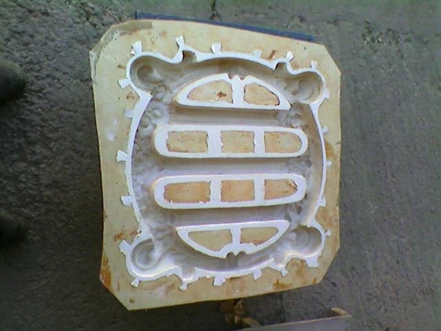 Piedra artificial molde para ventana piedra artificial - Moldes piedra artificial ...
